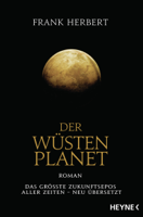 Frank Herbert - Der Wüstenplanet artwork
