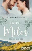 Claire Kingsley - Broken Miles artwork