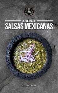 Recetario: Salsas Mexicanas Book Cover