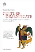 Culture dimenticate Book Cover