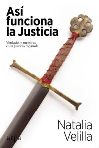 Así funciona la Justicia Book Cover