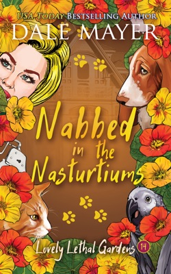 Nabbed in the Nasturtiums