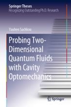 Probing Two-Dimensional Quantum Fluids with Cavity Optomechanics