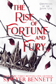 The Rise of Fortune and Fury Book Cover