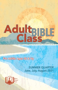 Adult Bible Class Book Cover