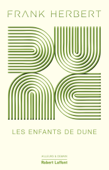 Dune - Tome 3 : Les Enfants de Dune Book Cover