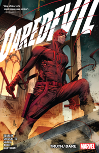 Daredevil By Chip Zdarsky Libro Cover