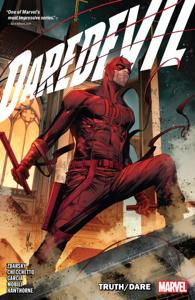 Daredevil By Chip Zdarsky Libro Cover