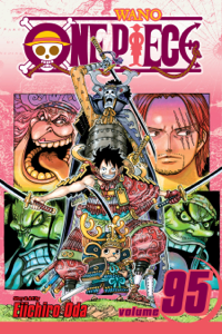 One Piece, Vol. 95 Book Cover