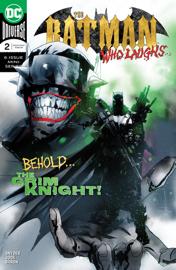 The Batman Who Laughs (2018-) #2 book
