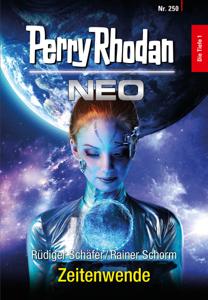 Perry Rhodan Neo 250: Zeitenwende Buch-Cover