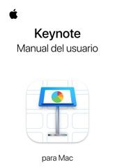 Manual del usuario de Keynote para Mac