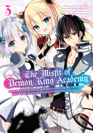 The Misfit of Demon King Academy 03