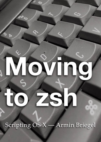 Moving to zsh E-Book Download