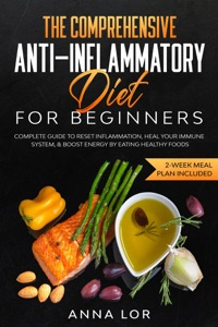 Anti-Inflammatory Diet for Beginners Book Cover