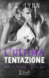 L'ultima tentazione Book Cover