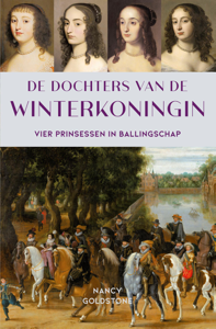 De dochters van de Winterkoningin Boekomslag