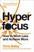 Hyperfocus Book Cover