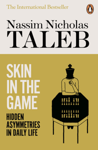 Skin in the Game La couverture du livre martien