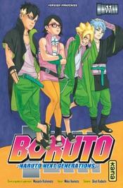 Boruto - Naruto next generations - tome 11
