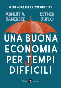 Una buona economia per tempi difficili Copertina del libro
