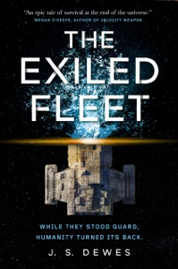 The Exiled Fleet Book Cover