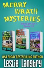 Merry Wrath Mysteries Boxed Set Vol. I (Books 1-3)