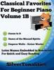 Classical Favorites For Beginner Piano Volume 1 B