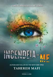 Incendeia-me Book Cover
