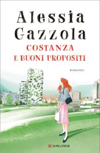 Costanza e buoni propositi Copertina del libro