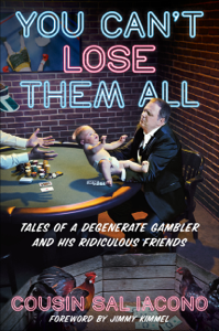 You Can't Lose Them All Book Cover