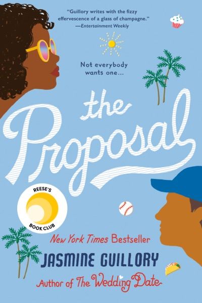 The Proposal - Jasmine Guillory book cover