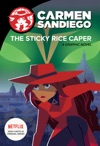 The Sticky Rice Caper Graphic Novel