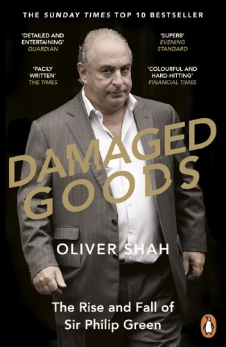Oliver Shah - Damaged Goods