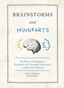 Brainstorms and Mindfarts von Tom Connor & Jim Downey Buch-Cover