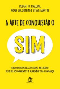 A arte de conquistar o sim Book Cover