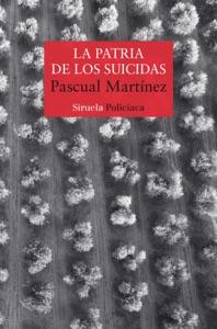 La patria de los suicidas Book Cover