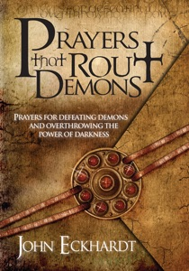 Prayers That Rout Demons Book Cover