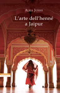 L'arte dell'henné a Jaipur Book Cover
