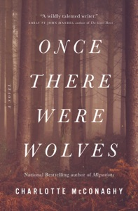 Once There Were Wolves Book Cover