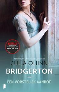 Een vorstelijk aanbod Door Julia Quinn Boekomslag