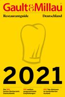 Christoph Wirtz - Gault&Millau Restaurantguide Deutschland 2021 artwork