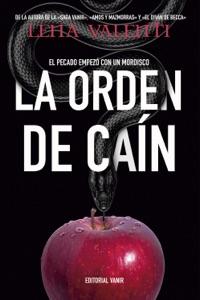 La Orden de Caín Book Cover