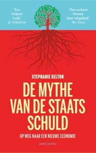 De mythe van de staatsschuld par Stephanie Kelton Couverture de livre