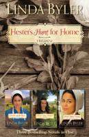 Linda Byler - Hester's Hunt for Home Trilogy artwork