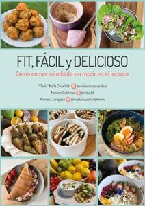 Fit, Fácil y Delicioso Book Cover