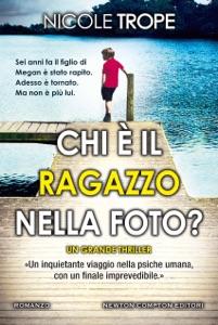 Chi è il ragazzo nella foto? Book Cover