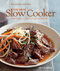 The New Slow Cooker Book Cover