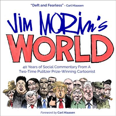 Jim Morin's World - Jim Morin book