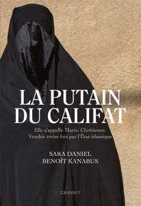 La putain du Califat Couverture de livre